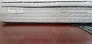 High End Luxury New king mattress | Kingsdown + FREE Box