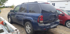 03 Chevy Trailblazer