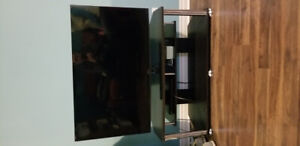 Toshiba 48 inch TV with stand and Sony DVD Player