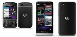 Bell/Virgin Blackberry Z30, Blackberry Q10 Smartphones
