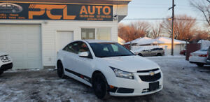 2012 Chevrolet Cruze LT I GOOD ON GAS I  7 Month Warranty!!