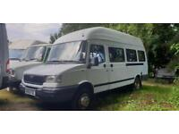 2005 LDV 400 CONVOY TD LWB 3.5T ex School Bus.