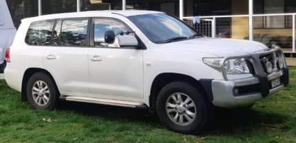 200 series landcruiser 2008 Adelaide River Finniss Area Preview