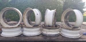 roues 17.5 pour camioms ou remorque.