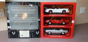 GM Pontiac Trans Am Collection Limited Edition