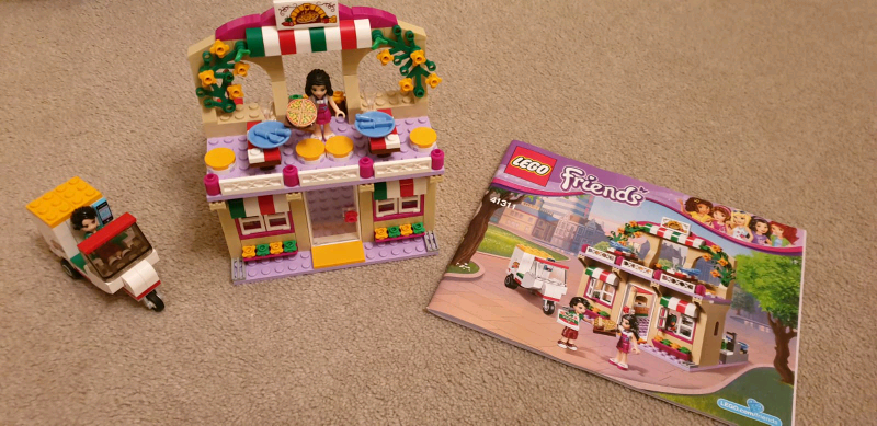 Lego Friends Pizzeria 41311 In Daventry Northamptonshire Gumtree