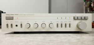 Vintage Harman/Kardon PM640 Hi-Current Amp