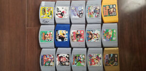 N64 Console and Games For Sale!