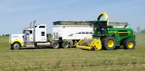 Silage Equipment For Sale (Would Like To Sell All Together.