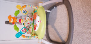 Fisher price jumperoo, seuteur, exerciseur