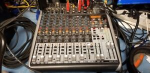 BEHRINGER XENYX QX1622USB With USB & Effects