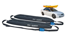 Kayak roof rack portable soft rack by Sea to Summit $60