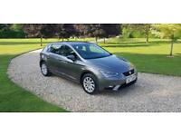 2015 Seat Leon 1.6TDI SE Technology Pack ( 105ps ) ( s/s ) SUPERB CONDITION