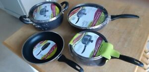 Brand New Pots and Pans