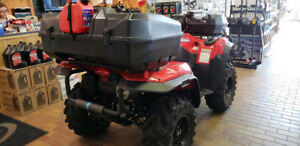2018 Suzuki Kingquad 500AXI Powersteering S Edition ATV LOADED!!