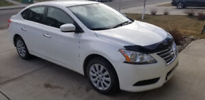 2014 Nissan Sentra only 87000KMs No Accidents.