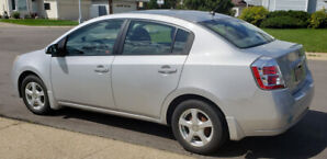 2009 Nissan Sentra Low KMS w/Winter Tires