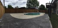 Fence- Victor landscaping