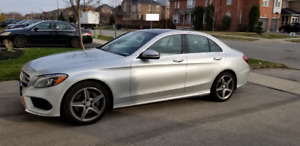 2017 Mercedes-Benz C300 Sedan - LEASE TAKEOVER (CASH INCENTIVE)