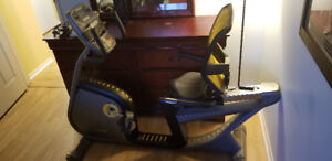 Livestrong LS6.0R Recumbent Exercise Bike