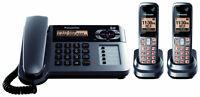 Panasonic KX TG1062C Cordless Phone system