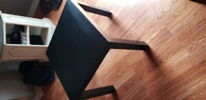 IKEA end tables- 3 available in black