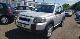 2006 LAND ROVER FREELANDER 2.0 Td4 S Station Wagon 5dr