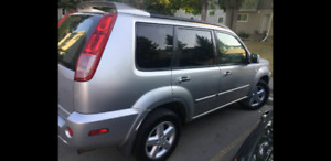 2005 NISSAN X TRAIL LE 4X4 limited edition