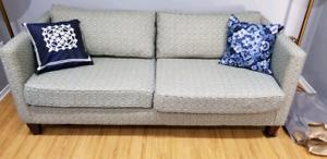 Custom made sofa/couch set