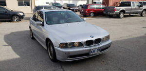 2001 BMW 525i - Owned since NEW