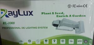 Lumiere d horticulture Raylux Double Ended 1000watts HPS