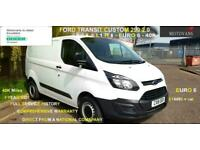 2018 Ford Transit Custom 2.0 TDCi 105ps Low Roof Van PANEL VAN Diesel Manual