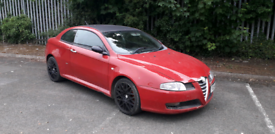 2004 alfa romeo gt coupe 1.9jtd