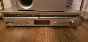 DVD/VCR Receiver Home Theater System 5.1
