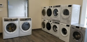 "CONDO SIZE washer/dryer 24"" LOWEST PRICE & STACKED LAUNDRY"