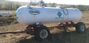 Looking for a condemned nh3 tank