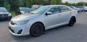 2013 Toyota Camry LE *** LOW KM, BLUETOOTH, CAMERA ***