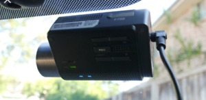 Top of the line dash cam
