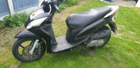 honda vision all working only 999 no offers