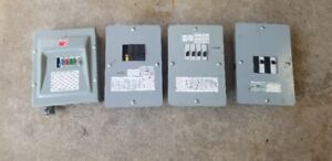 ELECTRICAL BRAKER BOXES