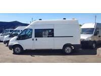Ford Transit 350 Messing Unit / Welfare Van