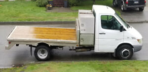 2005 Dodge Sprinter 3500 Flatdeck