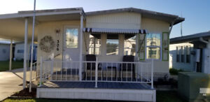 REDUCED - Craftsmanship doll mobile home MAKE A OFFER