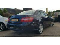 2010 Mercedes-Benz E220 CDI BlueEFFICIENCY Sport*Low Mileage*Sat-Nav*Bluetooth