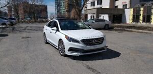 2015 Hyundai Sonata Limited 2,4 L Berline