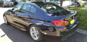 2016 Black BMW 528i Xdrive Fully Loaded Lease Takeover - $773