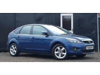 * * * FORD FOCUS ZETEC 1.8 PETROL * FACELIFT MODEL + 1 OWNER * * *