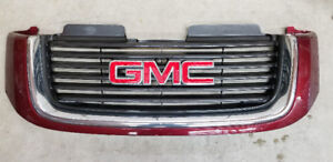 2002-09 GMC Envoy parts bumper,grill,headlights,taillights .
