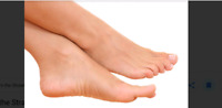 Basic foot and nail care for seniors