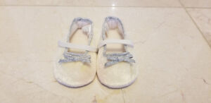 Size 1 Girls Baby Shoes
